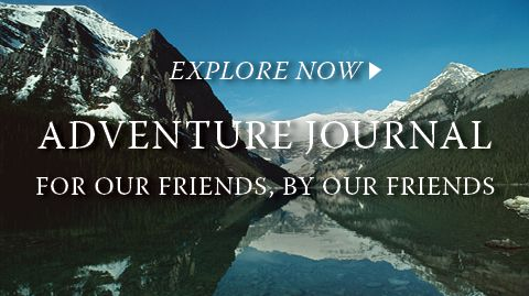 Adventure Journal For Our Friends, By Our Friends