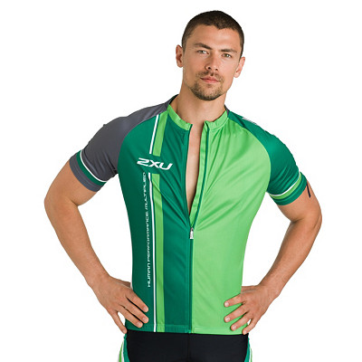 Men's Retro Sublimated Cycle Jersey