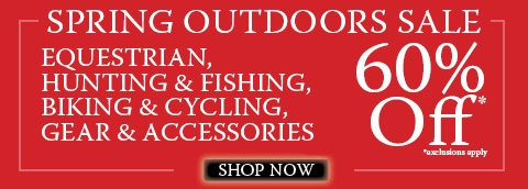 Spring Outdoor Sale