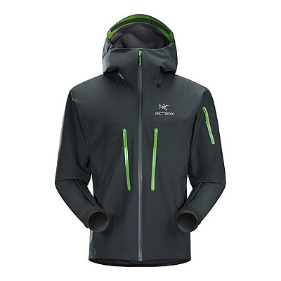 Men's Arc'teryx Alpha SV Climbing Jacket