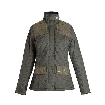 Country Jacket | Women's Barbour Iris Quilted Hunting Jacket