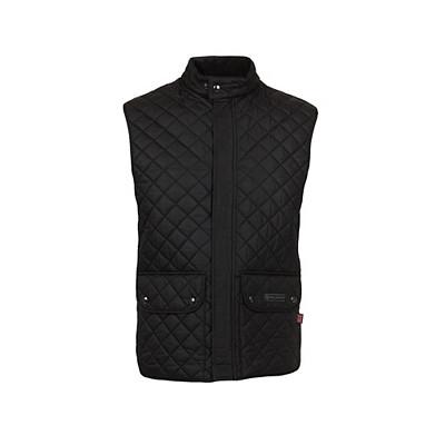 Men's Belstaff Adventure Travel Quilted Waistcoat Vest