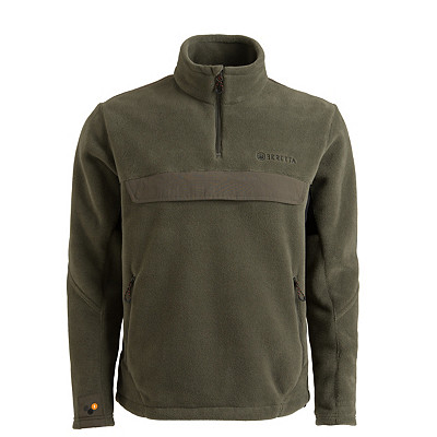 Men's Beretta Static Binocular Hunting Fleece Pullover