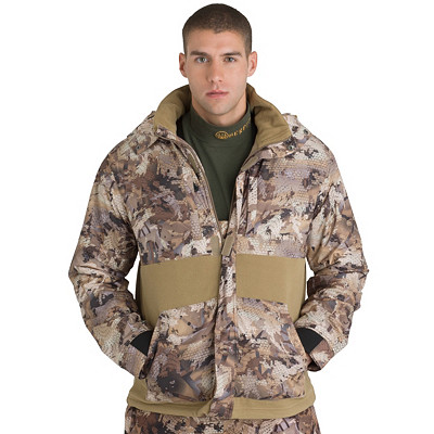 Men's Beretta Xtreme Ducker Fleece Hunting Jacket