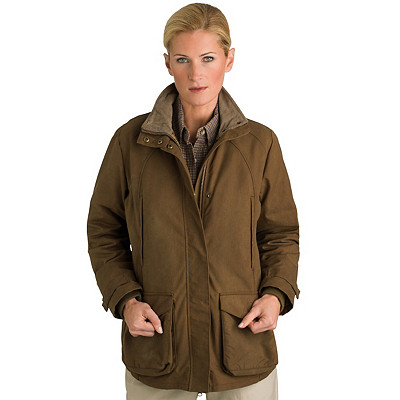 Women's Beretta Waxwear Hunting Jacket