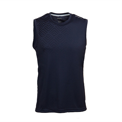 Men's Craft Mind Sleeveless Run Tee