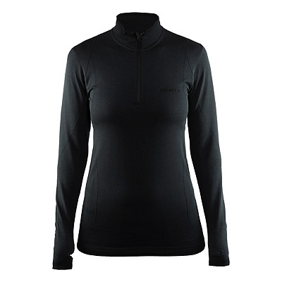 Women's Craft Active Comfort Zip Workout Jersey