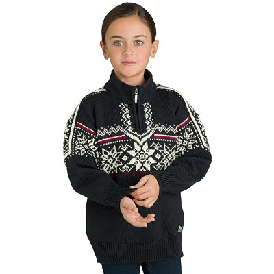 Girls' Wool Sweater | Girls' Stetind Sweater