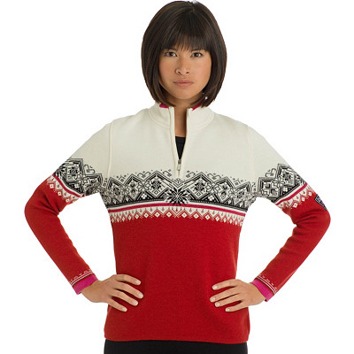 Women's Snowflake Sweater | St. Moritz Feminine