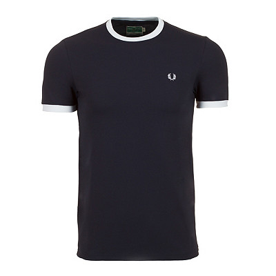 Men's Fred Perry Ringer Tennis Shirt