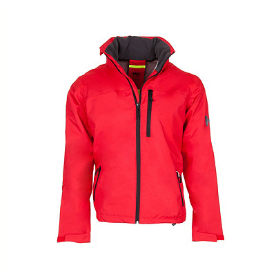Men's Helly Hansen Crew Hooded Sailing Jacket