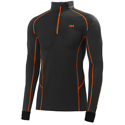 Men's Helly Hansen HH Dry Charger 1/2 Zip Ski Top
