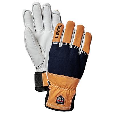 Men's Hestra Army Leather Abisko Ski Glove