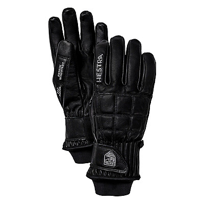 Men's Hestra Henrik Leather Pro Model Ski Glove