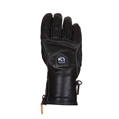 Unisex Hestra Furano Swisswool Leather Ski Glove