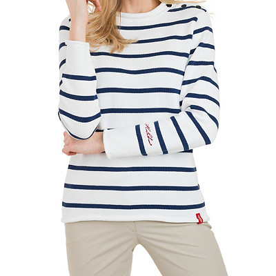 Cotton Roll-Neck Sweater | Randy