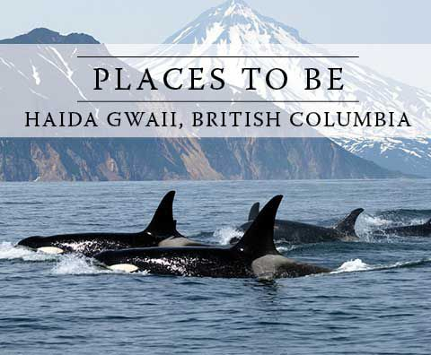 Haida Gwaii Places to Be