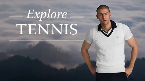 Luxury Tennis Clothing and Gear