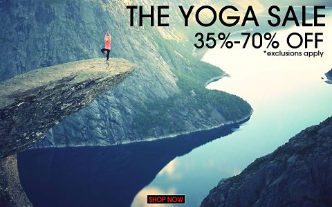 Luxury Yoga Apparel and Gear