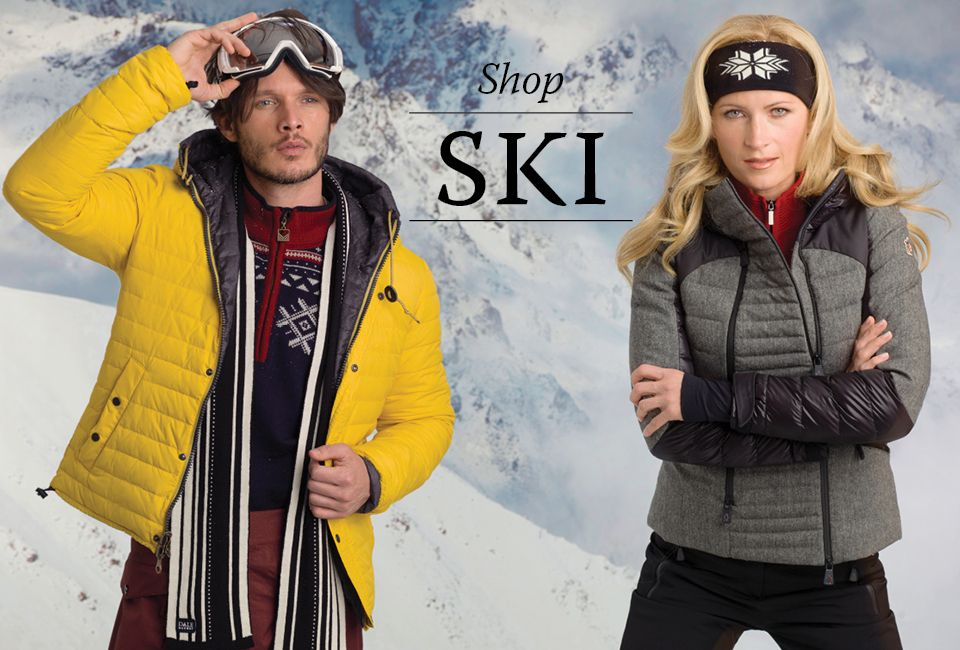 Luxury Ski and Snowboard Apparel and Gear