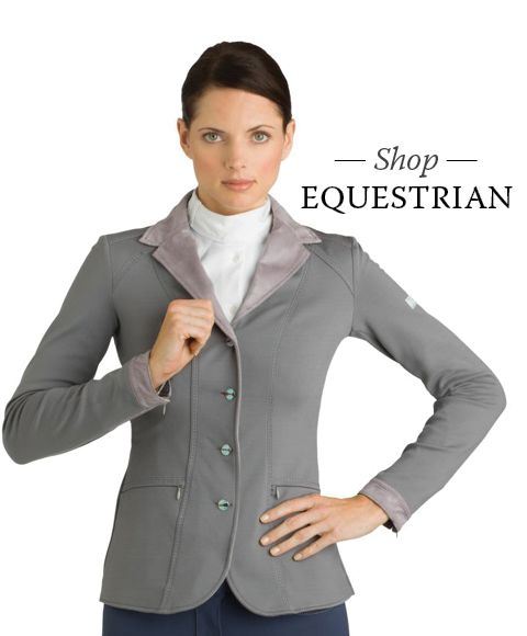 Luxury Horseback Riding and Equestrian Gear and Apparel