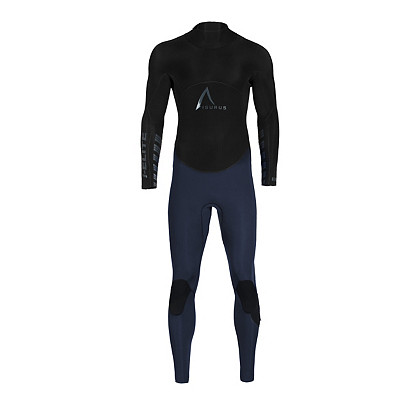 Unisex Isurus Elite 333 Backzip Unhooded Surf Wetsuit
