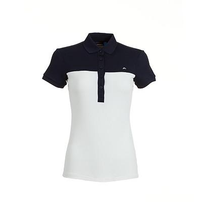 Women's J.Lindeberg Carin TX Torque Golf Polo