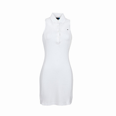 Women's J.Lindeberg Louise TX Jersey Golf Dress