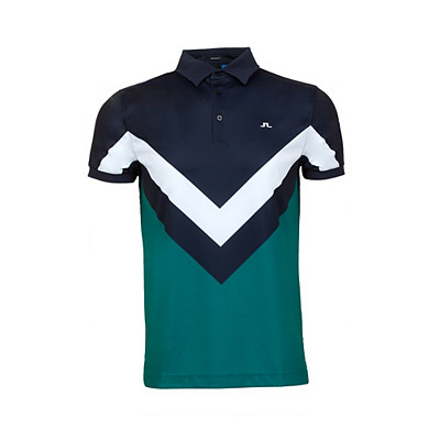 Men's J.Lindeberg Arvid Regular TX Golf Jersey