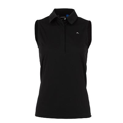 Women's J.Lindeberg Dena TX Jersey Golf Polo