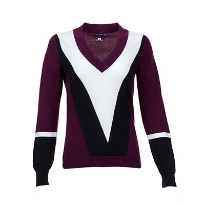 Women's J.Lindeberg Mona Merino Golf Sweater