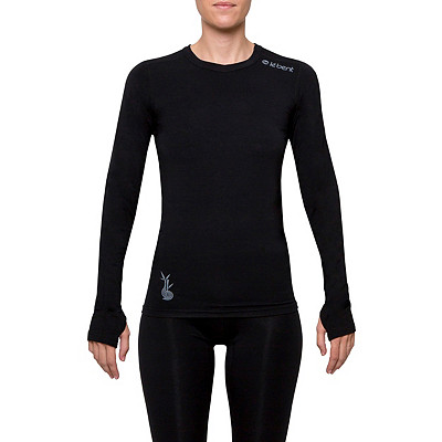 Women's LeBent Le Base Definitive Light 200 Crew Ski Top