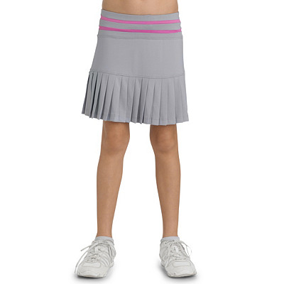 Kids' Tennis Skirt | Pleated Skirt with Bikers