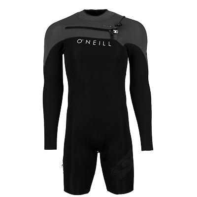 Men's O'Neill Hyperfreak FZ 2MM L/S Spring Surf Wetsuit
