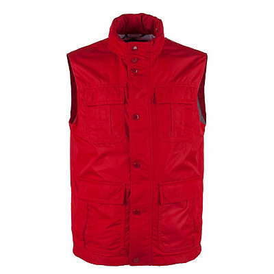 Portable Vest | Men's Paul and Shark Active Pocket Boating Vest