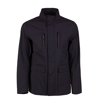 Dry Jacket | Men's Paul and Shark Nylon Typhoon Boating Jacket