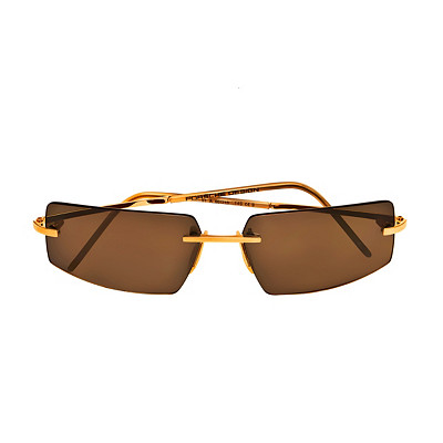 Designer Sunglasses | Gold P'8447 Sunglasses