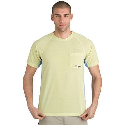 Vented Fishing Shirt | Turtle Bay SS Tee
